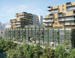 Achat / Vente programme immobilier neuf Paris 14e Porte de Vanve (75014) - Réf. 383