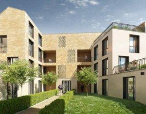 Achat / Vente programme immobilier neuf Paris 15 proche métro Convention (75015) - Réf. 6008