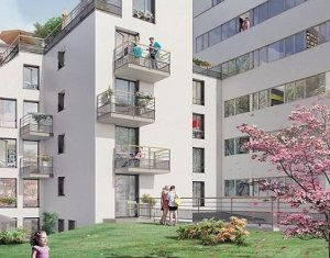 Achat / Vente programme immobilier neuf Paris 20 proche métro Père Lachaise (75020) - Réf. 1176