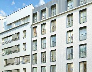 Achat / Vente programme immobilier neuf Paris 20e métro Porte de Bagnolet (75020) - Réf. 724