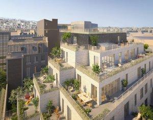 Achat / Vente programme immobilier neuf Paris proche Montmartre (75018) - Réf. 1706