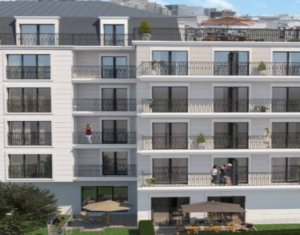 Achat / Vente programme immobilier neuf Puteaux proche Hôtel-de-Ville (92800) - Réf. 3793
