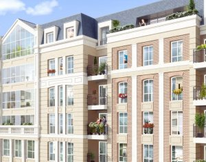 Achat / Vente programme immobilier neuf Puteaux quartier du Vieux Puteaux (92800) - Réf. 2073