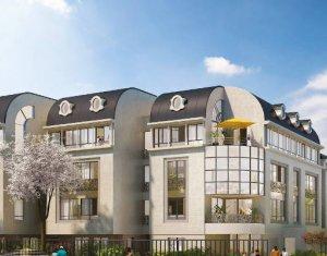 Achat / Vente programme immobilier neuf Rueil-Malmaison à deux pas des transports (92500) - Réf. 4371