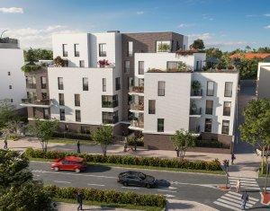 Achat / Vente programme immobilier neuf Rueil-Malmaison au coeur du quartier Richelieu-Châtaigneraie (92500) - Réf. 6350