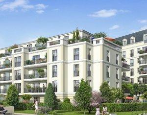 Achat / Vente programme immobilier neuf Rueil-Malmaison proche cœur de ville (92500) - Réf. 6036