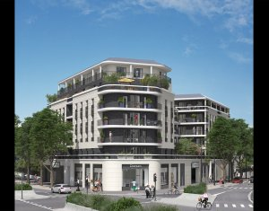 Achat / Vente programme immobilier neuf Rueil-Malmaison proche gare RER A (92500) - Réf. 3398