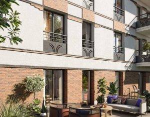 Achat / Vente programme immobilier neuf Rueil-Malmaison proche hippodrome de Saint-Cloud (92500) - Réf. 6347