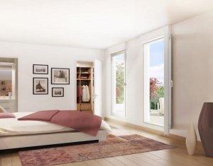 Achat / Vente programme immobilier neuf Sceaux à 200 mètres de l'école primaire (92330) - Réf. 3922