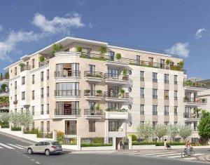 Achat / Vente programme immobilier neuf Suresnes à proximité des commodités (92150) - Réf. 2333