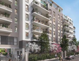 Achat / Vente programme immobilier neuf Suresnes proche du quartier la Défense (92150) - Réf. 2503