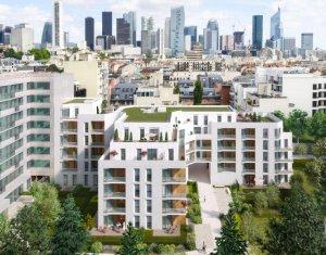 Achat / Vente programme immobilier neuf Suresnes proche Puteaux (92150) - Réf. 6339