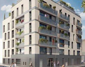 Achat / Vente programme immobilier neuf Vanves à moins de 300m du Transilien N (92170) - Réf. 5732