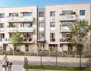 Achat / Vente programme immobilier neuf Vanves proche gare de Clamart (92170) - Réf. 3441
