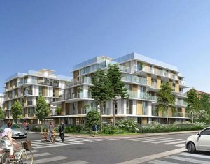 Achat / Vente programme immobilier neuf Vanves proche gare SNCF (92170) - Réf. 222