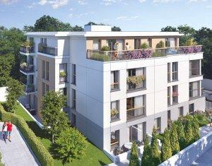Achat / Vente programme immobilier neuf Ville-d'Avray proche Transilien L et U (92410) - Réf. 6338