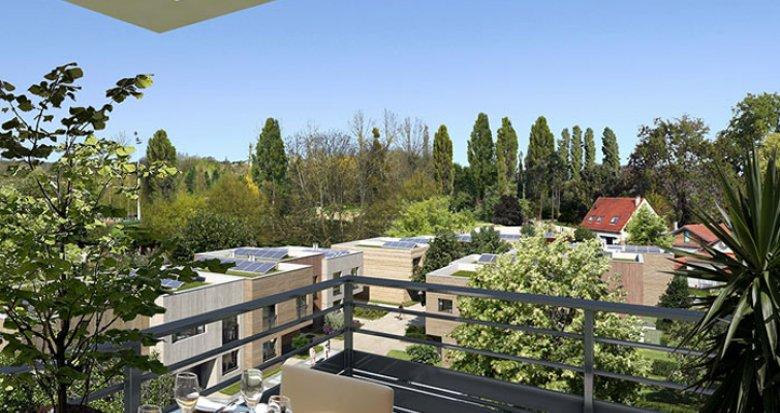 Achat / Vente programme immobilier neuf Antony en bordure du Parc Heller (92160) - Réf. 823