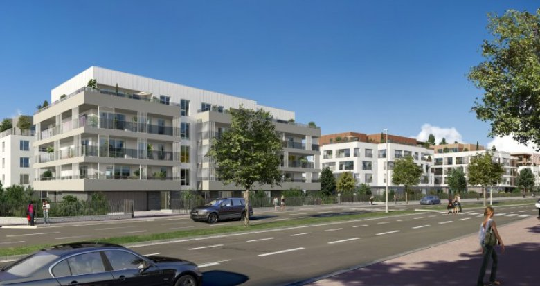 Achat / Vente programme immobilier neuf Antony proche gare (92160) - Réf. 1386