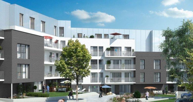 Achat / Vente programme immobilier neuf Antony quartier Le Beau Vallon (92160) - Réf. 2355