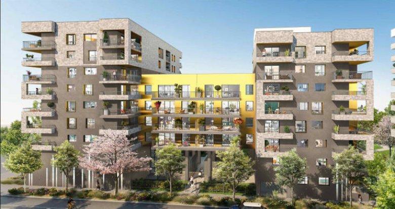 Achat / Vente programme immobilier neuf Asnières-sur-Seine à 10 min de La Défense (92600) - Réf. 4730