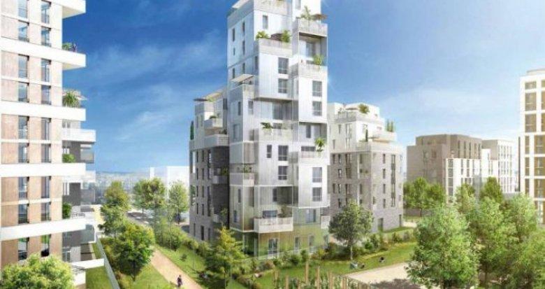 Achat / Vente programme immobilier neuf Asnières-sur-Seine face au parc (92600) - Réf. 98