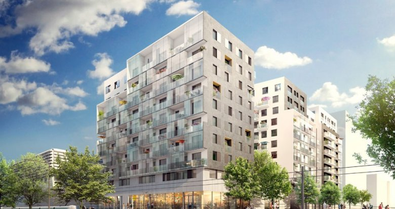 Achat / Vente programme immobilier neuf Asnières-sur-Seine proche des transports (92600) - Réf. 656