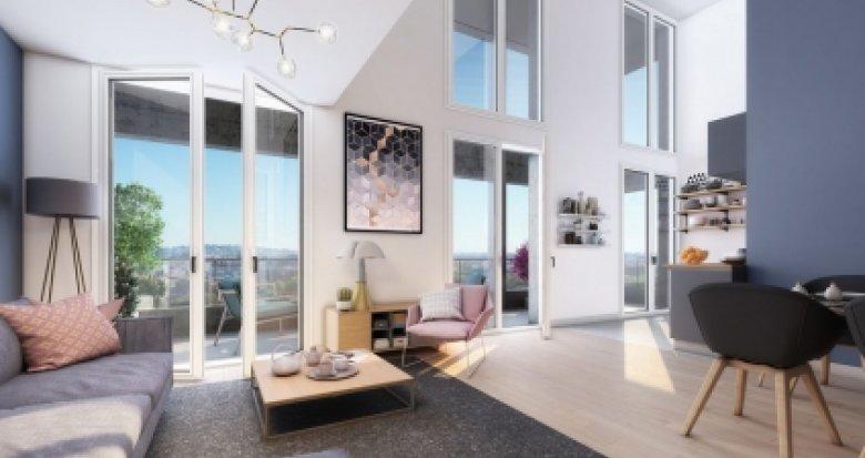 Achat / Vente programme immobilier neuf Asnières-sur-Seine Quartier de Seine Ouest (92600) - Réf. 2797