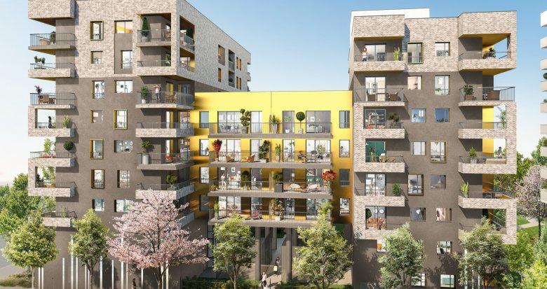 Achat / Vente programme immobilier neuf Asnières-sur-Seine sur les bords de Seine (92600) - Réf. 4222