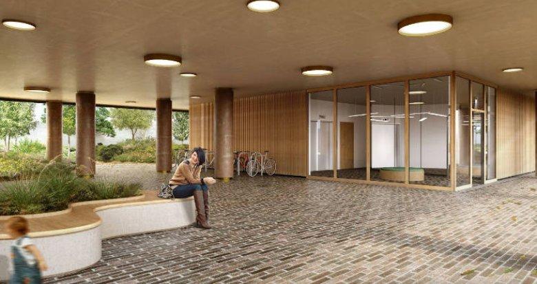 Achat / Vente programme immobilier neuf Bagneux au pied des lignes de bus (92220) - Réf. 4403