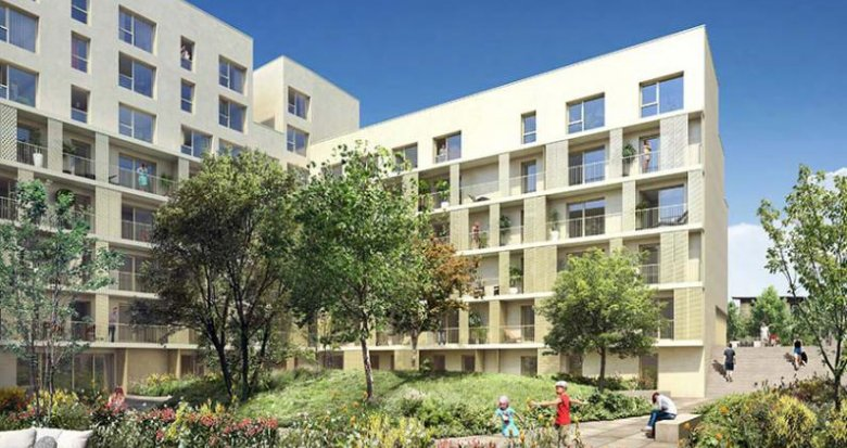 Achat / Vente programme immobilier neuf Bagneux proche gare RER (92220) - Réf. 1837