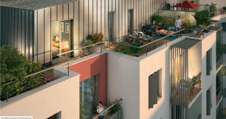 Achat / Vente programme immobilier neuf Bagneux quartier des Meuniers (92220) - Réf. 3197
