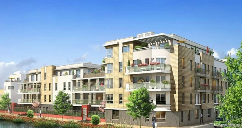 Achat / Vente programme immobilier neuf Bois-Colombes proche gares (92270) - Réf. 1809