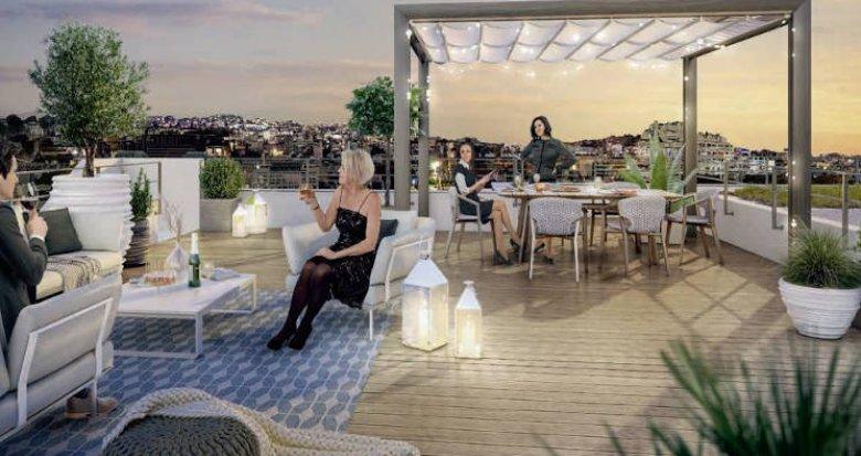 Achat / Vente programme immobilier neuf Boulogne-Billancourt à deux pas des bords de Seine et des écoles (92100) - Réf. 4280