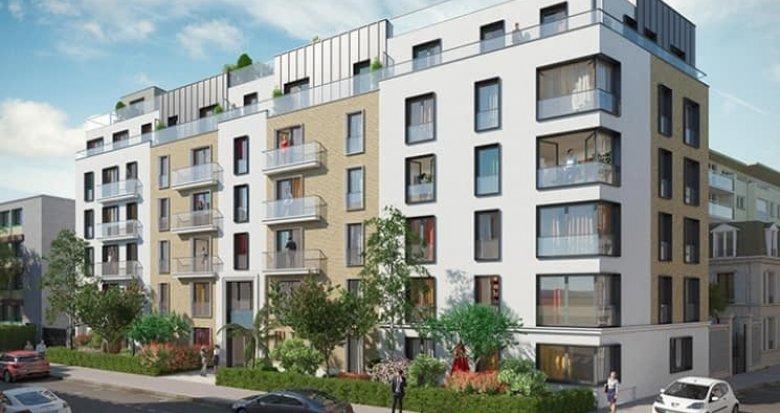 Achat / Vente programme immobilier neuf Boulogne-Billancourt quartier Prince-Marmottan (92100) - Réf. 1955
