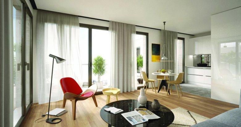 Achat / Vente programme immobilier neuf Boulogne-Billancourt, Rue des Abondances (92100) - Réf. 776