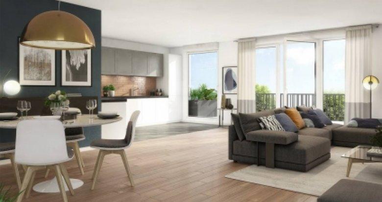 Achat / Vente programme immobilier neuf Bourg-la-Reine à 5 kilomètres de Paris (92340) - Réf. 3368