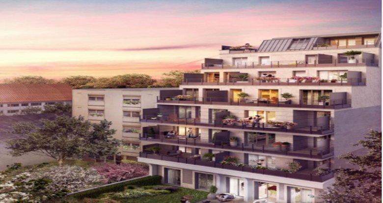 Achat / Vente programme immobilier neuf Bourg-La-Reine proche centre-ville (92340) - Réf. 3754