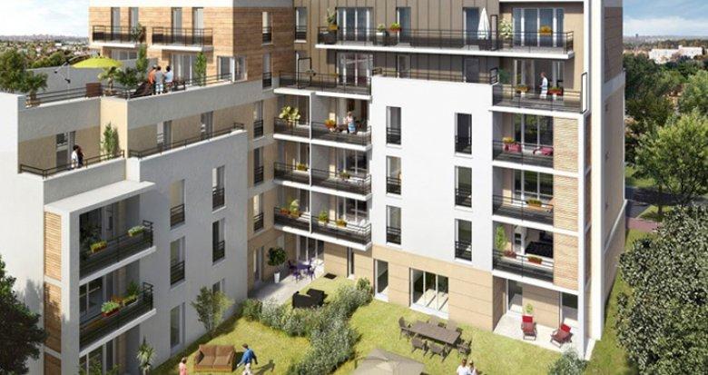 Achat / Vente programme immobilier neuf Châtenay-Malabry proche centre-ville (92290) - Réf. 150