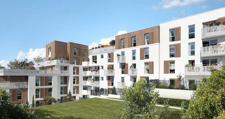 Achat / Vente programme immobilier neuf Châtenay-Malabry proche des commodités (92290) - Réf. 733