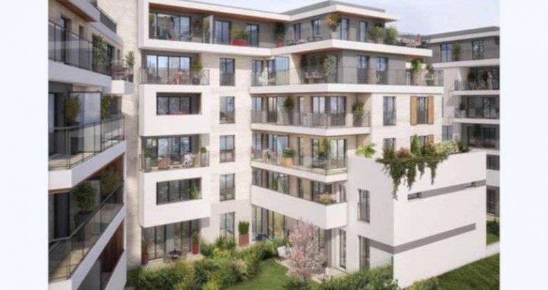 Achat / Vente programme immobilier neuf Châtenay-Malabry proche parc de la Vallée aux Loups (92290) - Réf. 2994