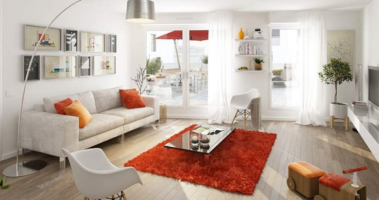 Achat / Vente programme immobilier neuf Châtenay-Malabry proche Paris (92290) - Réf. 1200