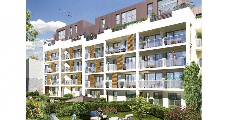 Achat / Vente programme immobilier neuf Châtillon proche capitale (92320) - Réf. 1854