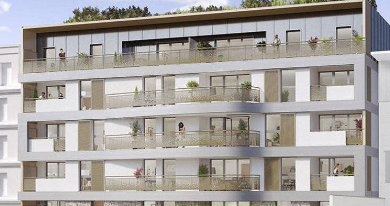 Achat / Vente programme immobilier neuf Châtillon proche ligne de tramway T6 (92320) - Réf. 4241