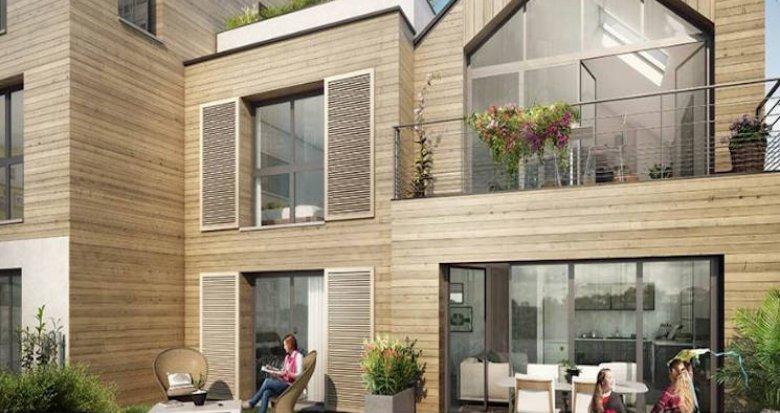 Achat / Vente programme immobilier neuf Chaville à deux pas de la gare (92370) - Réf. 4947