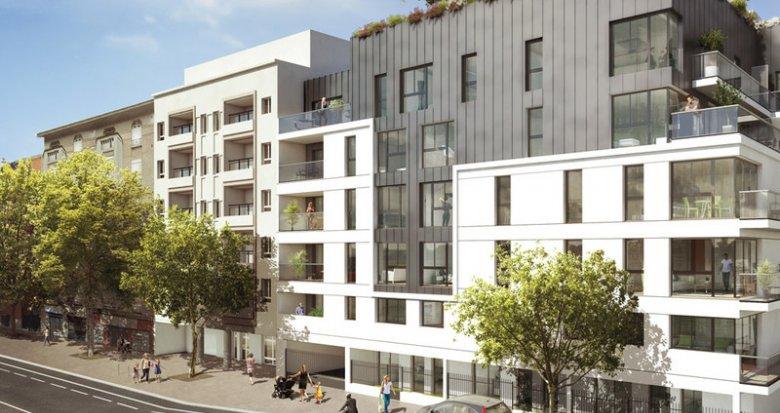 Achat / Vente programme immobilier neuf Chaville proche de Paris (92370) - Réf. 2406