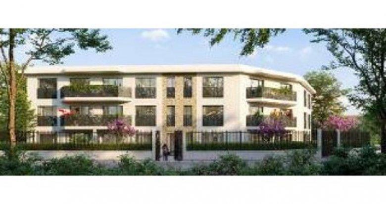 Achat / Vente programme immobilier neuf Chaville proche Forêt Domaniale de Meudon (92370) - Réf. 3048