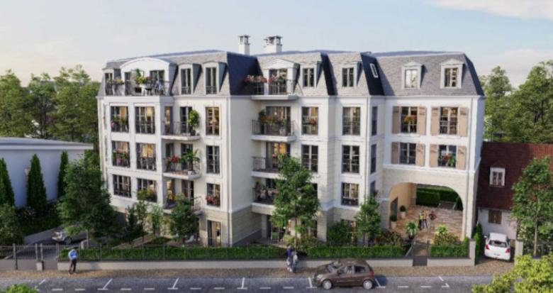 Achat / Vente programme immobilier neuf Clamart (92140) - Réf. 5013