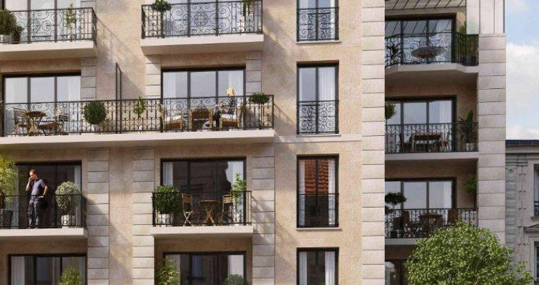 Achat / Vente programme immobilier neuf Clamart à 10 minutes à pied de la gare (92140) - Réf. 3995
