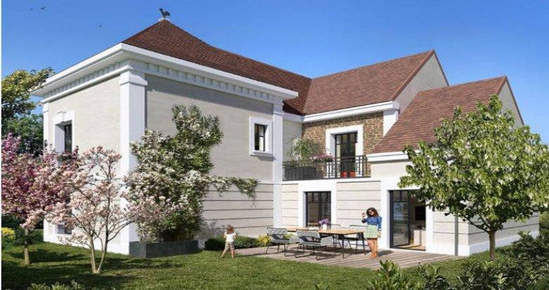 Achat / Vente programme immobilier neuf Clamart au cœur d'un secteur résidentiel (92140) - Réf. 4049