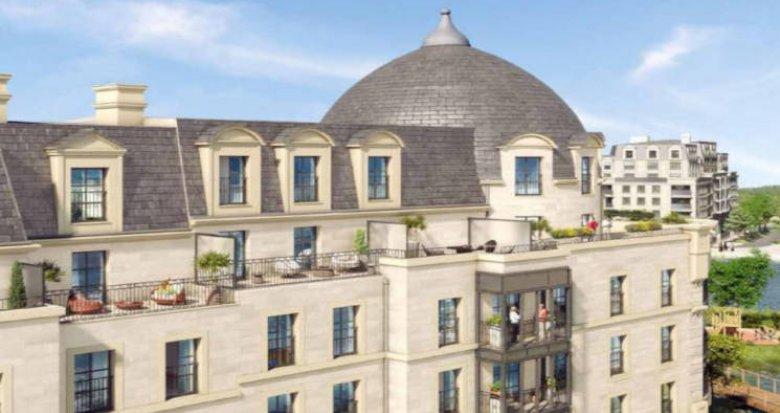 Achat / Vente programme immobilier neuf Clamart cœur du quartier Panorama (92140) - Réf. 3075
